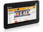 TABLET TREKSTOR LIRO COLOR II 7.0 ANDROID 1,2GHZ 32GB 512MB RAM WIFI KAMERA USB SD
